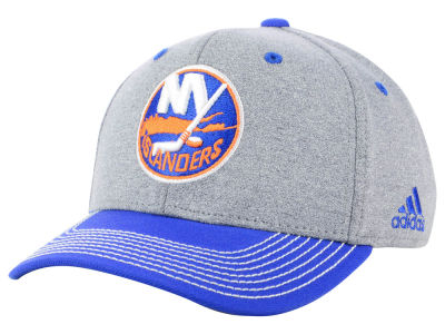 New York Islanders adidas NHL Heather Line Change Cap