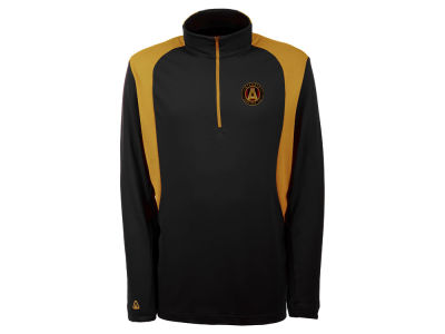 Atlanta United FC Antigua MLS Men's Delta Quarter Zip Jacket