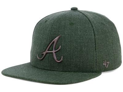 huge selection of e8422 dd030 inexpensive atlanta braves sunday hat ebay 8fd5d 2ca0f