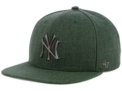 New York Yankees '47 MLB Olive Snapback Cap