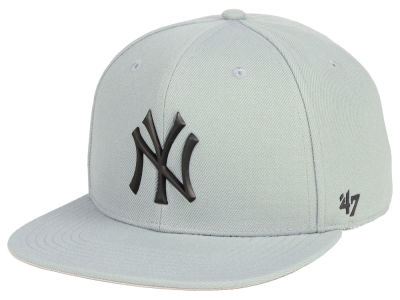 New York Yankees '47 MLB Gray Snapback Cap