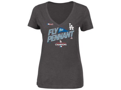 Los Angeles Dodgers 2017 MLB Women's League Champ T-Shirt