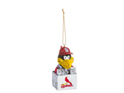 St. Louis Cardinals Tiki Totem Ornament