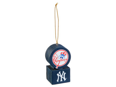 New York Yankees Tiki Totem Ornament