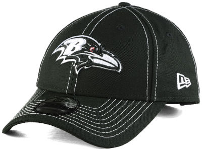 Baltimore Ravens New Era NFL League Black 9FORTY Cap