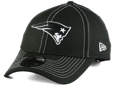 New England Patriots New Era NFL League Black 9FORTY Cap