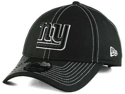 New York Giants New Era NFL League Black 9FORTY Cap