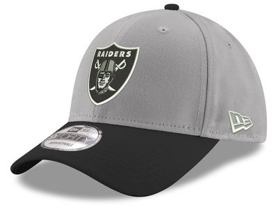 Oakland Raiders New Era NFL League Tone 9FORTY Cap