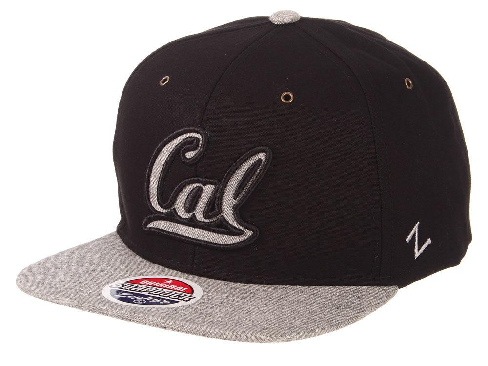 wholesale dealer 23634 8deb2 france california golden bears zephyr ncaa the boss snapback cap 594dd 84804