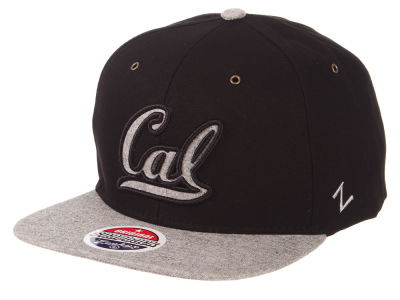 California Golden Bears Zephyr NCAA The Boss Snapback Cap