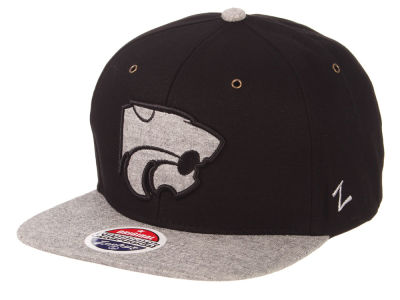Kansas State Wildcats Zephyr NCAA The Boss Snapback Cap