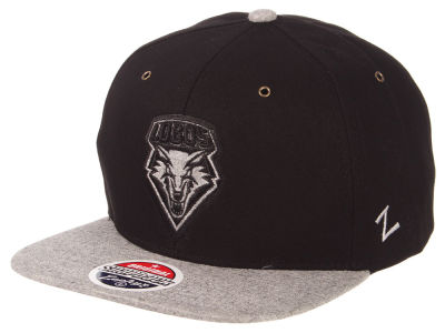 New Mexico Lobos Zephyr NCAA The Boss Snapback Cap