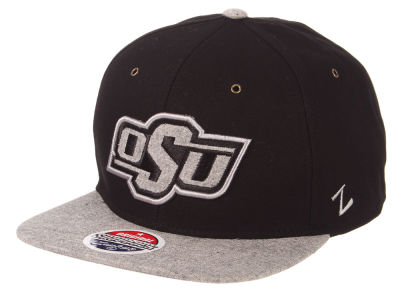 Oklahoma State Cowboys Zephyr NCAA The Boss Snapback Cap