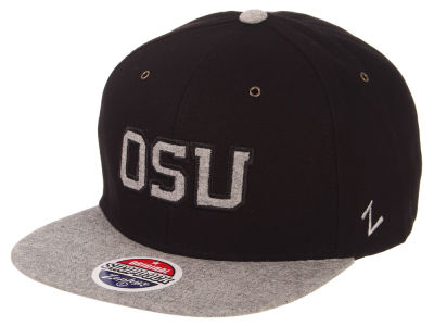 Oregon State Beavers Zephyr NCAA The Boss Snapback Cap