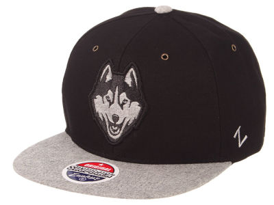 Connecticut Huskies Zephyr NCAA The Boss Snapback Cap