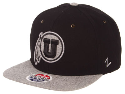 Utah Utes Zephyr NCAA The Boss Snapback Cap