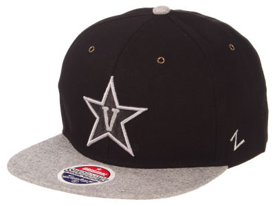 Vanderbilt Commodores Zephyr NCAA The Boss Snapback Cap