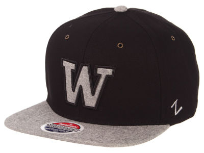 Washington Huskies Zephyr NCAA The Boss Snapback Cap