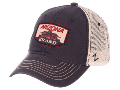 Arizona Wildcats Zephyr NCAA Trademark Adjustable Cap