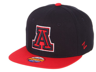 Arizona Wildcats Zephyr NCAA Youth Invert Snapback Cap