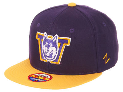Washington Huskies Zephyr NCAA Youth Invert Snapback Cap