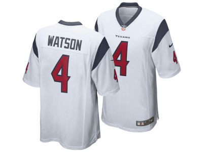 Houston Texans DeShaun Watson Nike NFL Men's Game Jersey