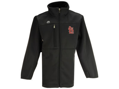 St. Louis Cardinals Majestic MLB Youth Bonded Jacket