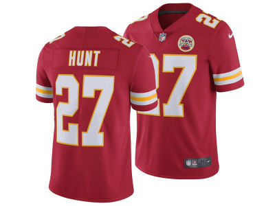 Kansas City Chiefs Kareem Hunt Nike NFL Men's Vapor Untouchable Limited Jersey