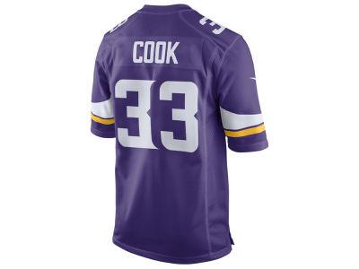 Minnesota Vikings Dalvin Cook Nike NFL Men s Vapor Untouchable Limited  Jersey 86a53cb23