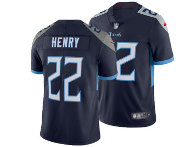 Tennessee Titans Derrick Henry Nike NFL Men s Vapor Untouchable Limited  Jersey 42a670ef1