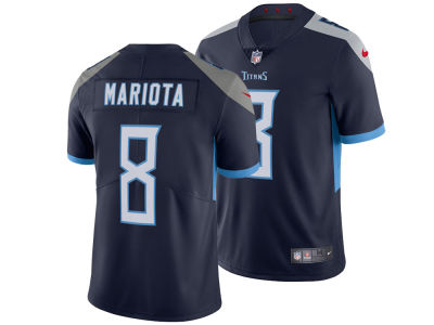 Tennessee Titans Marcus Mariota Nike NFL Men's Vapor Untouchable Limited Jersey