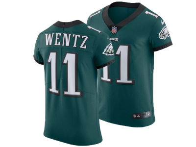 Philadelphia Eagles Carson Wentz Nike NFL Men's Vapor Untouchable Elite Jersey