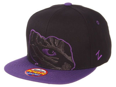 LSU Tigers Zephyr NCAA Youth Halftime Snapback Cap