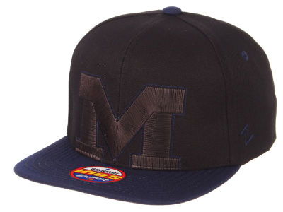 Michigan Wolverines Zephyr NCAA Youth Halftime Snapback Cap