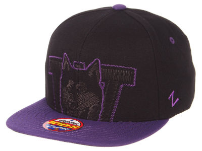 Washington Huskies Zephyr NCAA Youth Halftime Snapback Cap