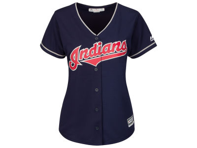 Cleveland Indians MLB Women's Cool Base Jersey
