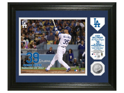Los Angeles Dodgers Cody Bellinger Wincraft Single Coin Player Photo