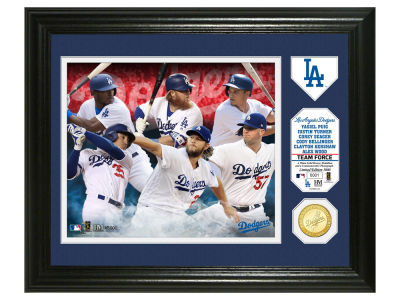 Los Angeles Dodgers Wincraft Team Force Single Coin Photo