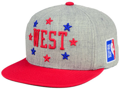 NBA Logo Mitchell & Ness NBA All Star Collection Snapback Cap