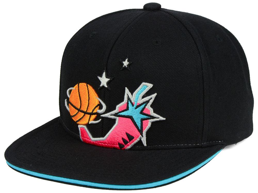 e3968601c67 NBA Logo Mitchell   Ness NBA All Star Collection Snapback Cap