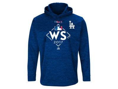 Los Angeles Dodgers 2017 MLB Men's World Series Participant Hoodie