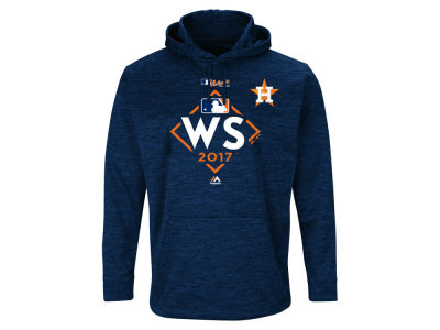 Houston Astros 2017 MLB Men's World Series Participant Hoodie
