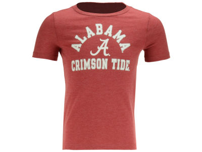 Alabama Crimson Tide Retro Brand NCAA Toddler Dual Blend T-Shirt