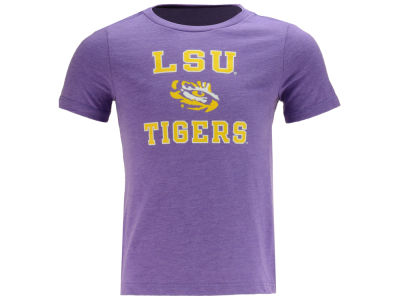 LSU Tigers Retro Brand NCAA Toddler Dual Blend T-Shirt