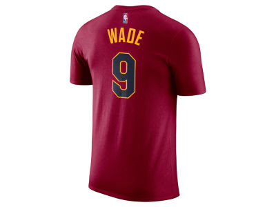 Cleveland Cavaliers Dwyane Wade Nike NBA Men's Icon Player T-shirt