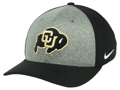 Colorado Buffaloes Nike NCAA Legend Swooshflex Cap