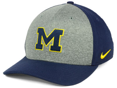 Michigan Wolverines Nike NCAA Legend Swooshflex Cap