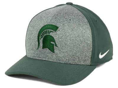 Michigan State Spartans Nike NCAA Legend Swooshflex Cap