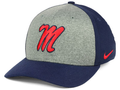 Ole Miss Rebels Nike NCAA Legend Swooshflex Cap