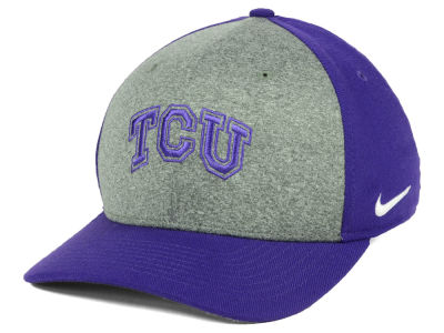 Texas Christian Horned Frogs Nike NCAA Legend Swooshflex Cap